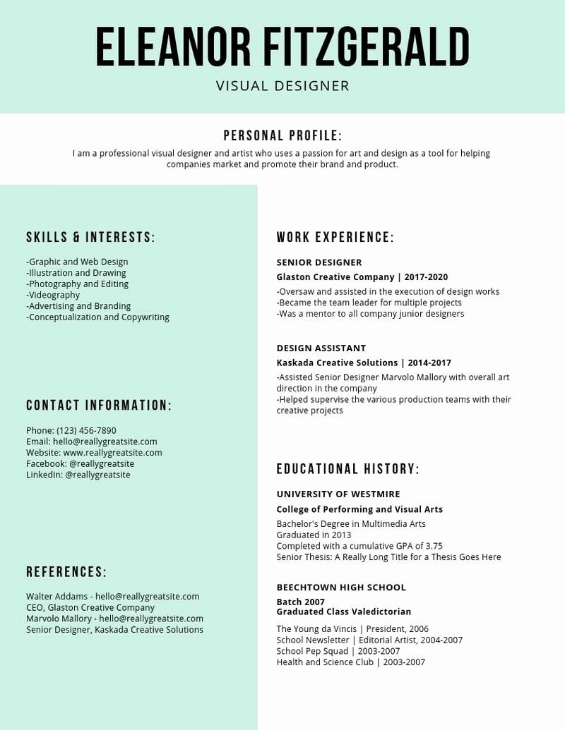 current resume trends new emphasize career highlights on your by using color job samples Resume Current Resume Format Trends