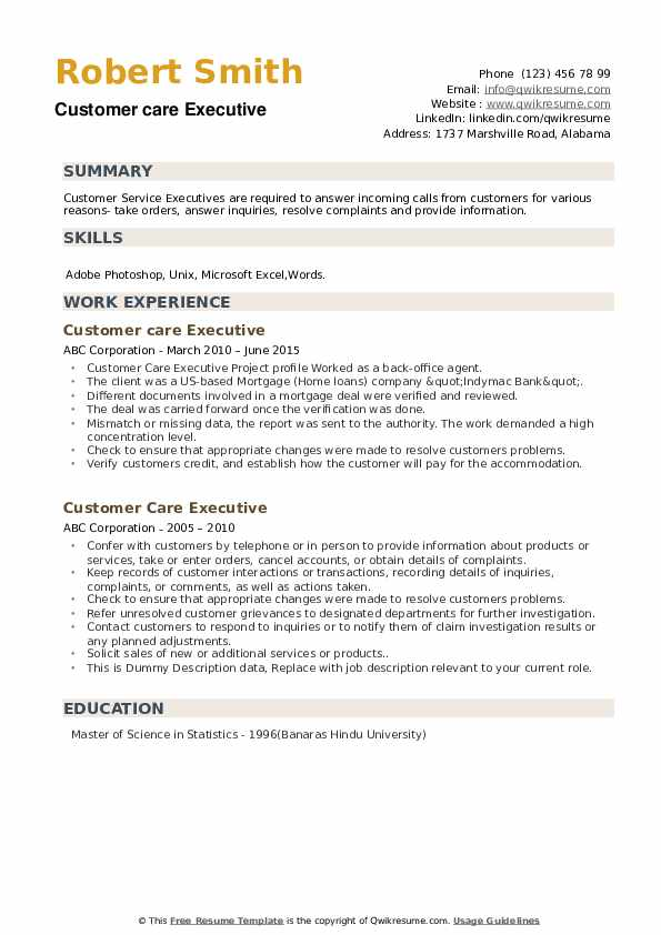 customer care executive resume samples qwikresume words for service pdf creater business Resume Resume Words For Customer Service