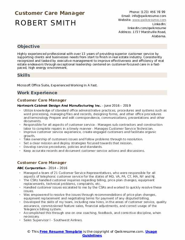 customer care manager resume samples qwikresume service sample pdf supply chain executive Resume Customer Service Manager Resume Sample