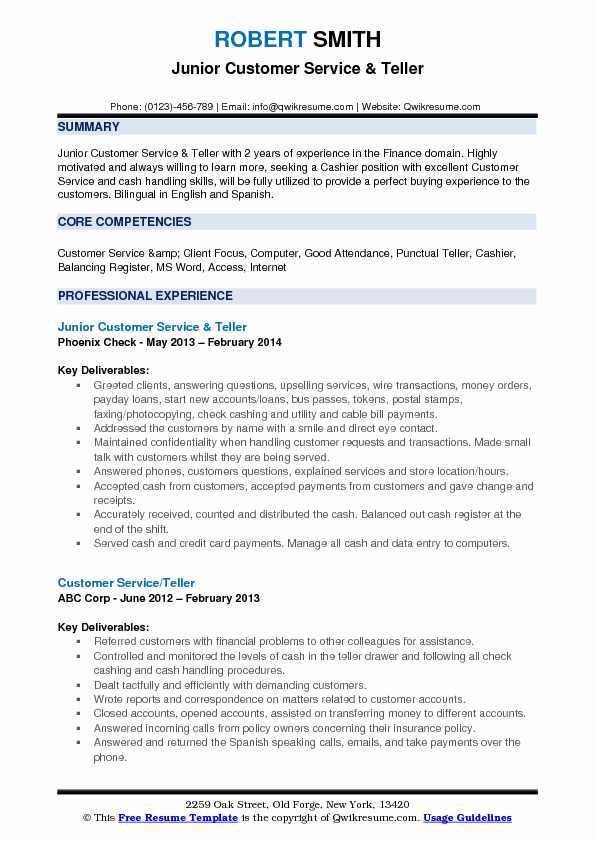 customer service resume samples qwikresume good summary for pdf federal police officer Resume Good Resume Summary For Customer Service