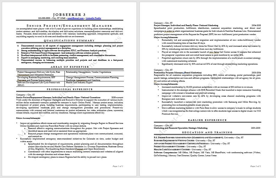 cutting edge industry specific resume samples certified writer professional writing Resume Professional Resume Writing Samples