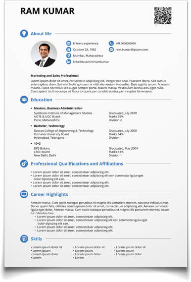 cv maker create free visual now resume for students competency statement examples Resume Resume Maker For Students