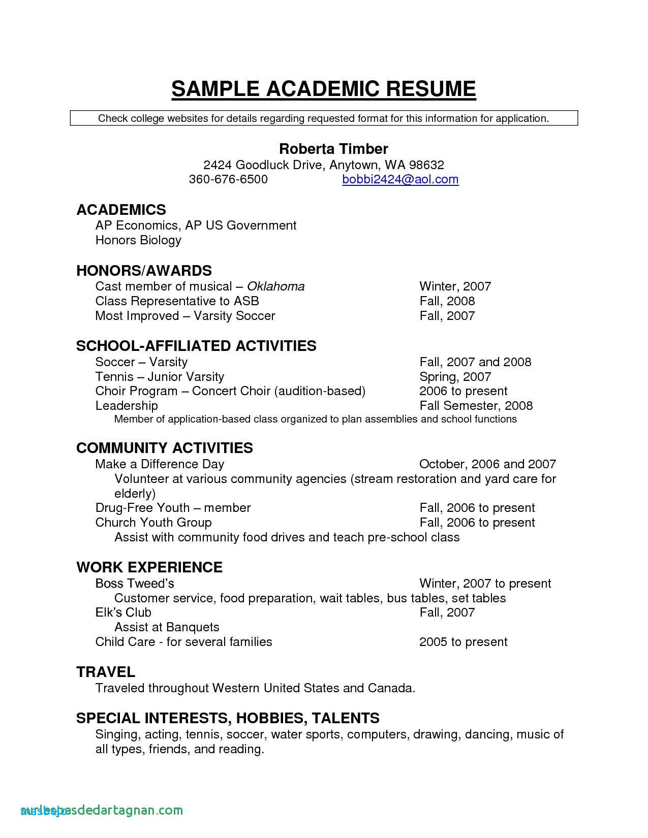 dance resume examples for auditions best child audition template package handler skills Resume Child Dance Resume For Audition