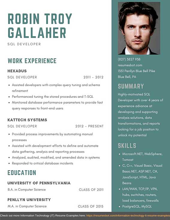 developer resume samples templates pdf word resumes bot front end example and profile Resume Front End Developer Resume Example