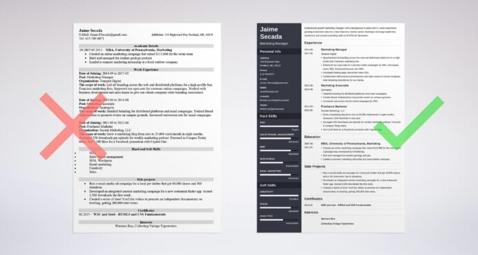 effective communication skills good for resume section on make your headline stand out Resume Communication Section On Resume
