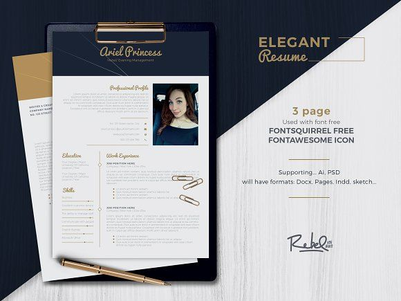 elegant resume cv sketch support template templates examples with linkedin url Resume Sketch 3 Resume Template