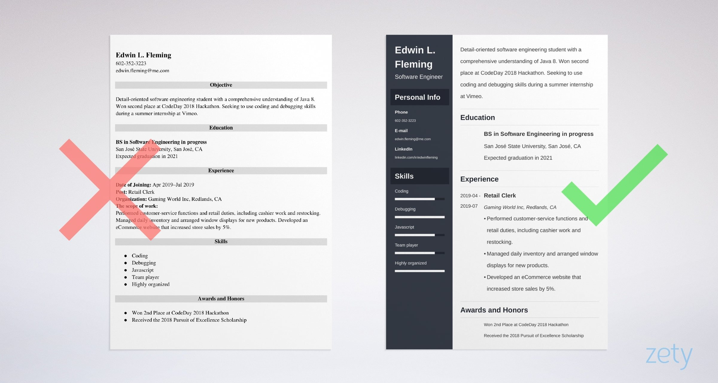 engineering internship resume examples guide for students civil engineer template example Resume Civil Engineer Resume Template Download