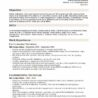 Field Service Technician Resume