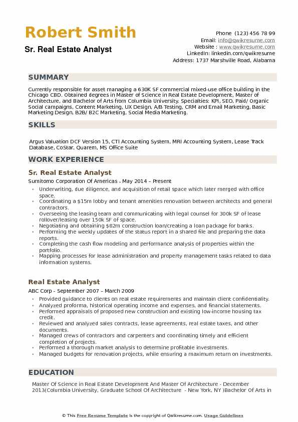 estate analyst resume samples qwikresume acquisitions pdf cna qualifications assistance Resume Real Estate Acquisitions Analyst Resume