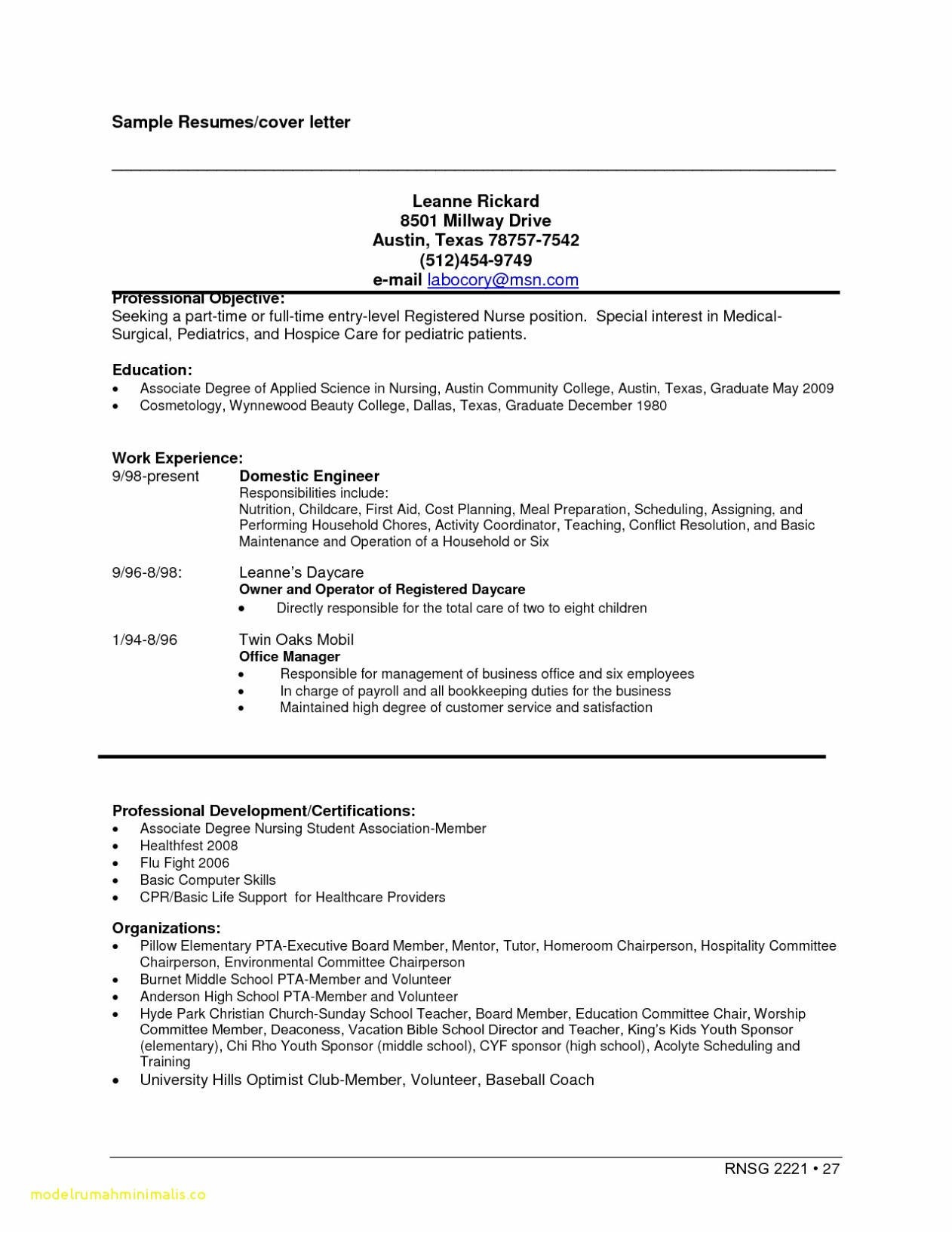 esthetician student resume examples best entry level sample cosmetology samples top high Resume Cosmetology Resume Example Recent Graduate