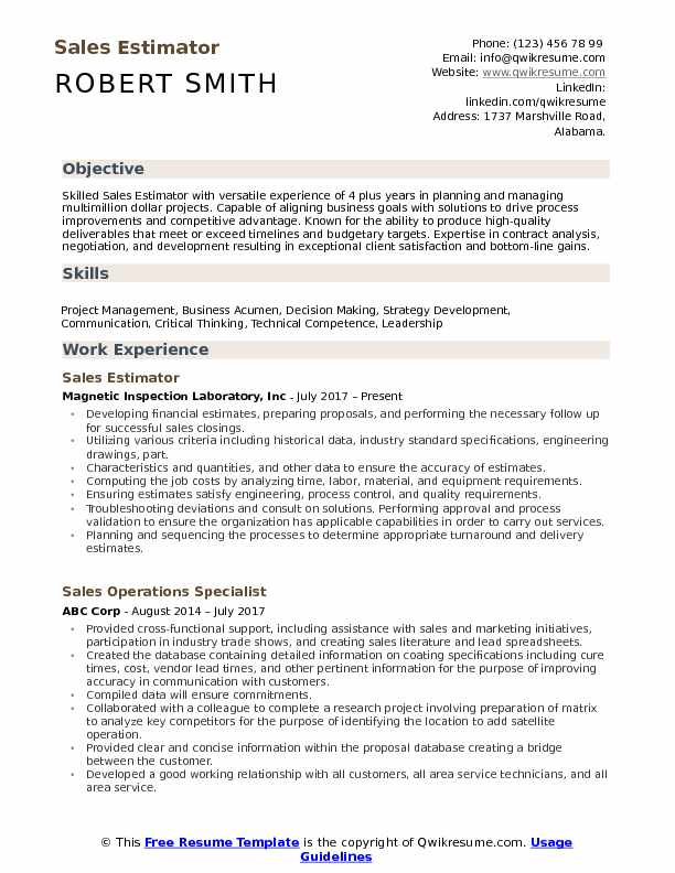 estimator resume samples qwikresume construction pdf entry level tax accountant say Resume Construction Estimator Resume