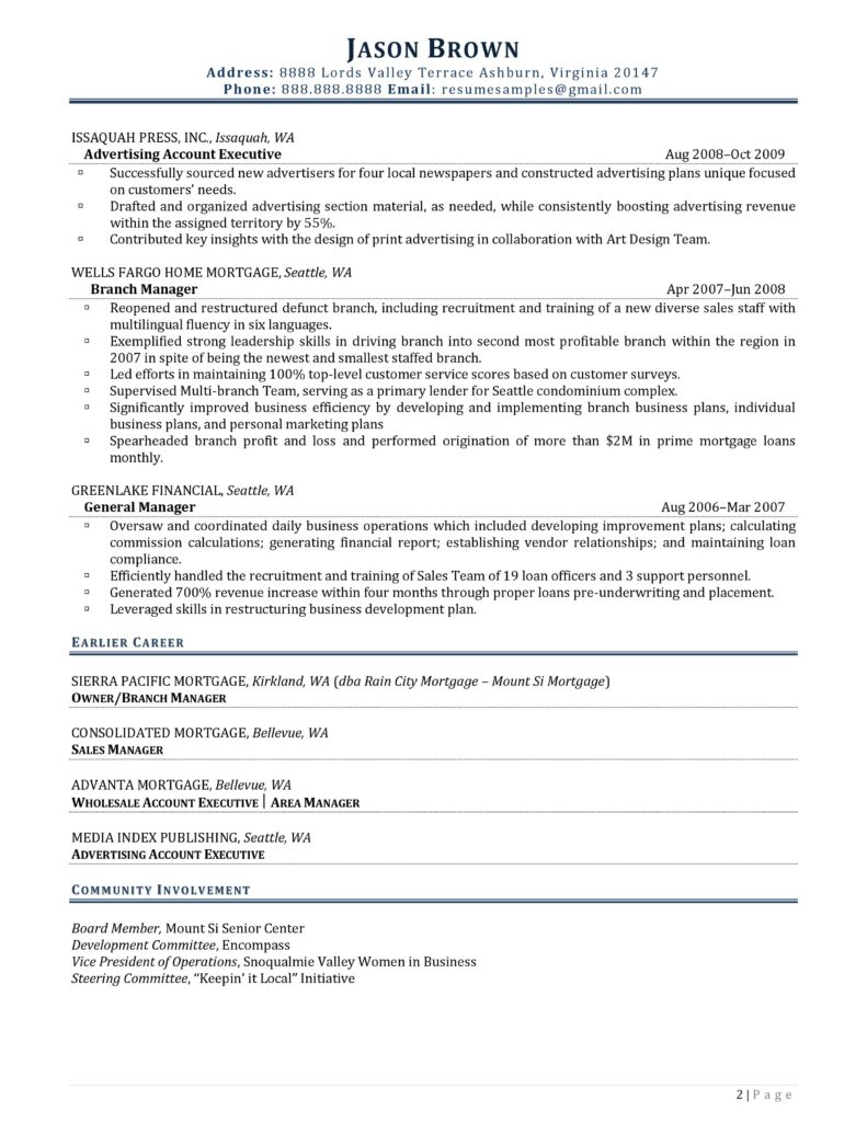executive director resume examples professional writers vice president non profit Resume Executive Vice President Resume Examples