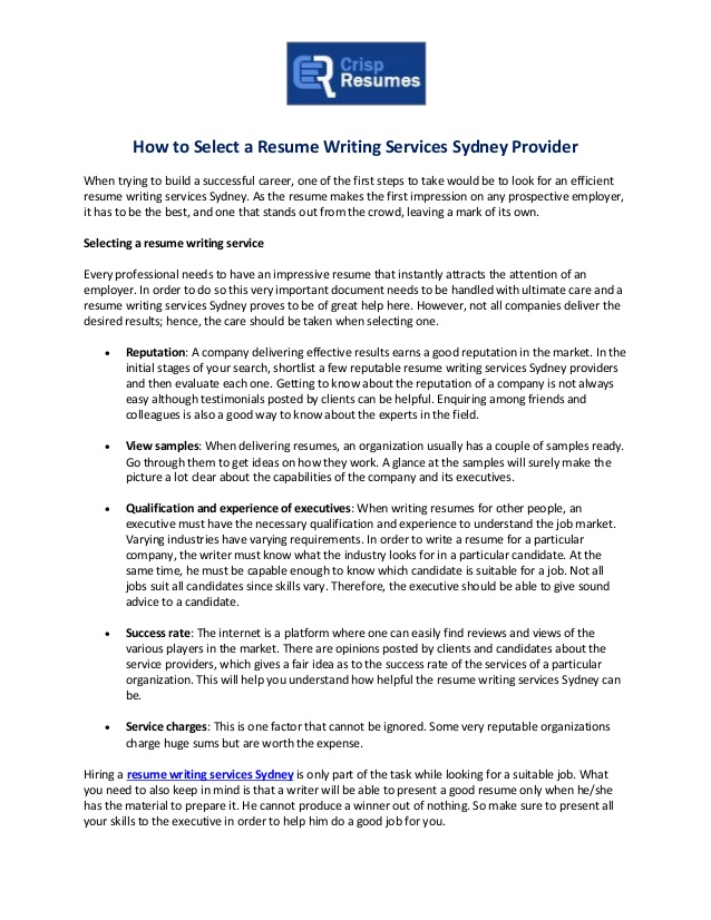 executive resume writing service sydney to select services provider best office manager Resume Executive Resume Writing Service