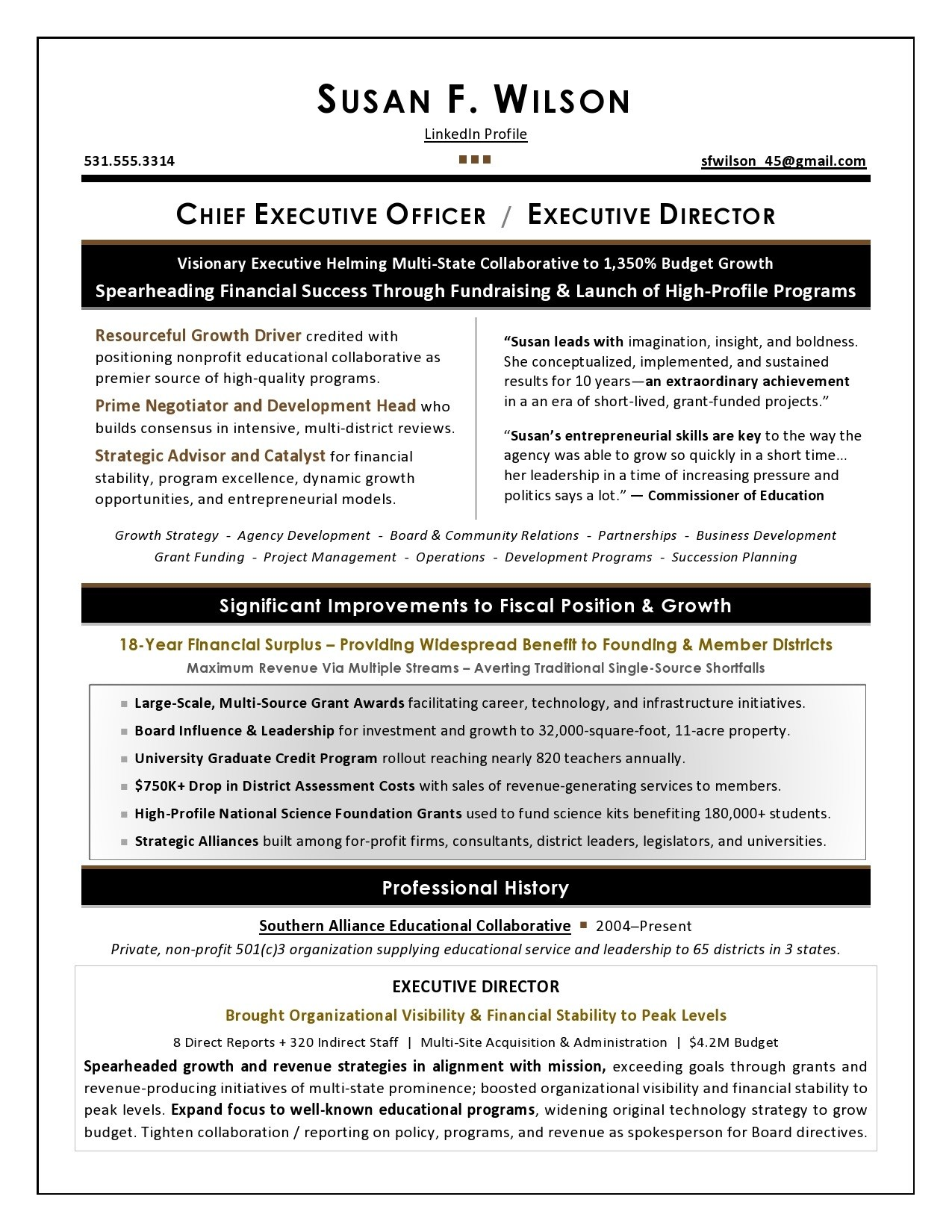 executive resume writing services top writers expert writer nonprofit sample laborer best Resume Executive Resume Writer