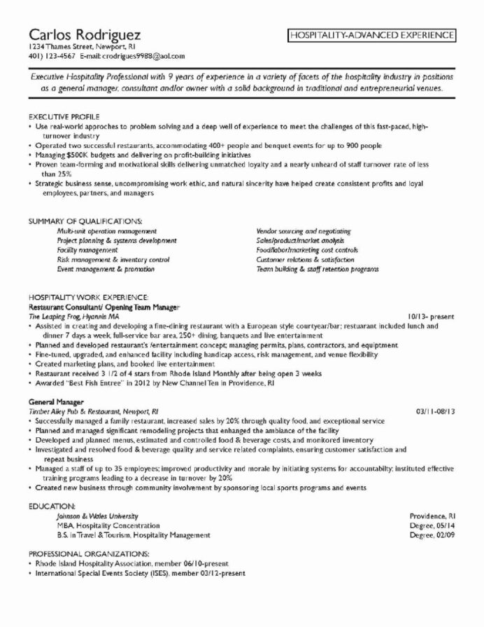 fire officer resume examples mba admission hvac technician pdf summary for education free Resume Mba Application Resume Sample
