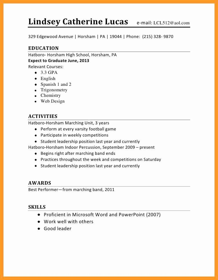first job resume template lovely sample for time seeker student samples templates ats Resume Resume Templates First Time Job Seeker