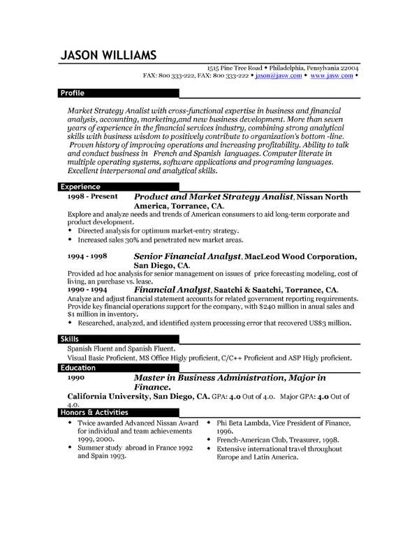 for free resume templates samples format template term employment objective helping Resume Free Resume Template For Long Term Employment