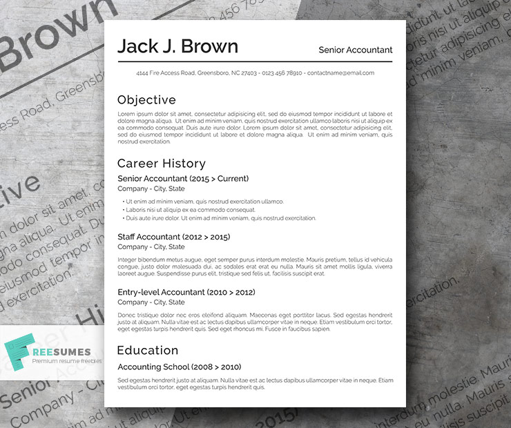 free basic resume template the conservative freesumes very beginning of example border Resume Very Basic Resume Template