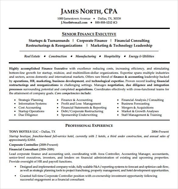 free consultant resume templates in pdf word strategy financial example ecommerce skills Resume Strategy Consultant Resume