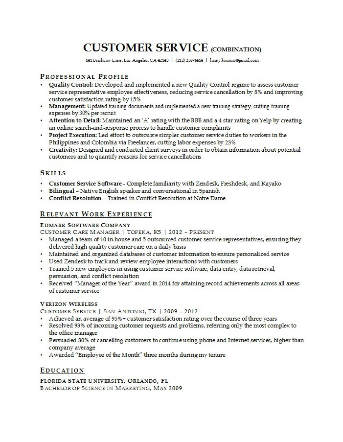 free customer service resume examples template downloads writing xfinity smart for Resume Writing A Customer Service Resume