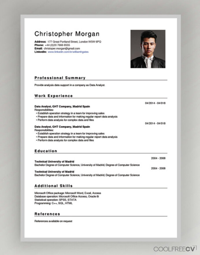 free cv creator maker resume builder pdf make quick template new core functional for word Resume Make A Quick Resume Online