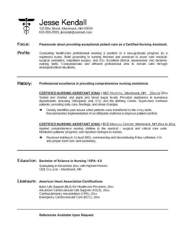 free example of resume with no experience work temp nursing template teacher examples Resume Resume Maker No Work Experience