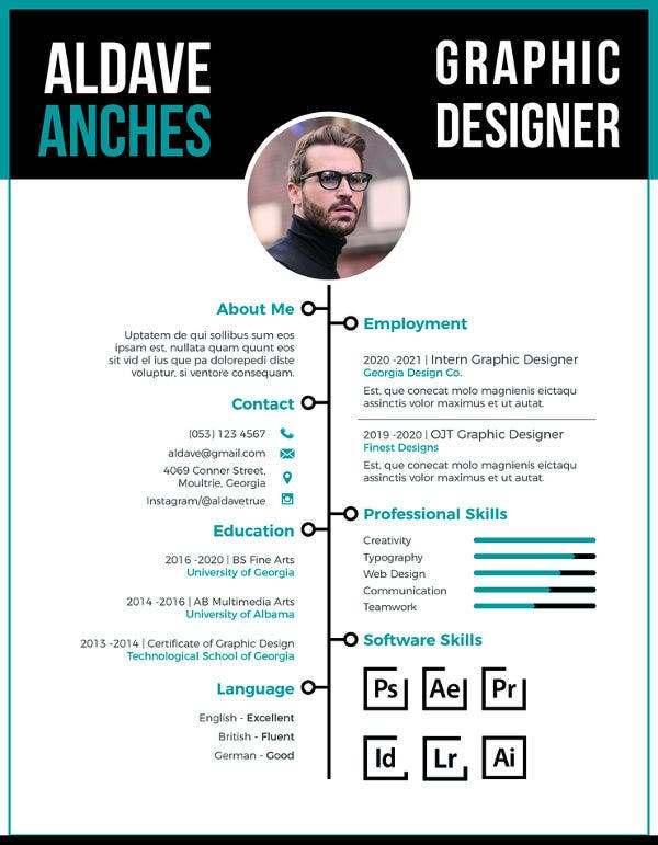 free fresher resume templates premium mca format template professional infographic Resume Mca Fresher Resume Format Free Download