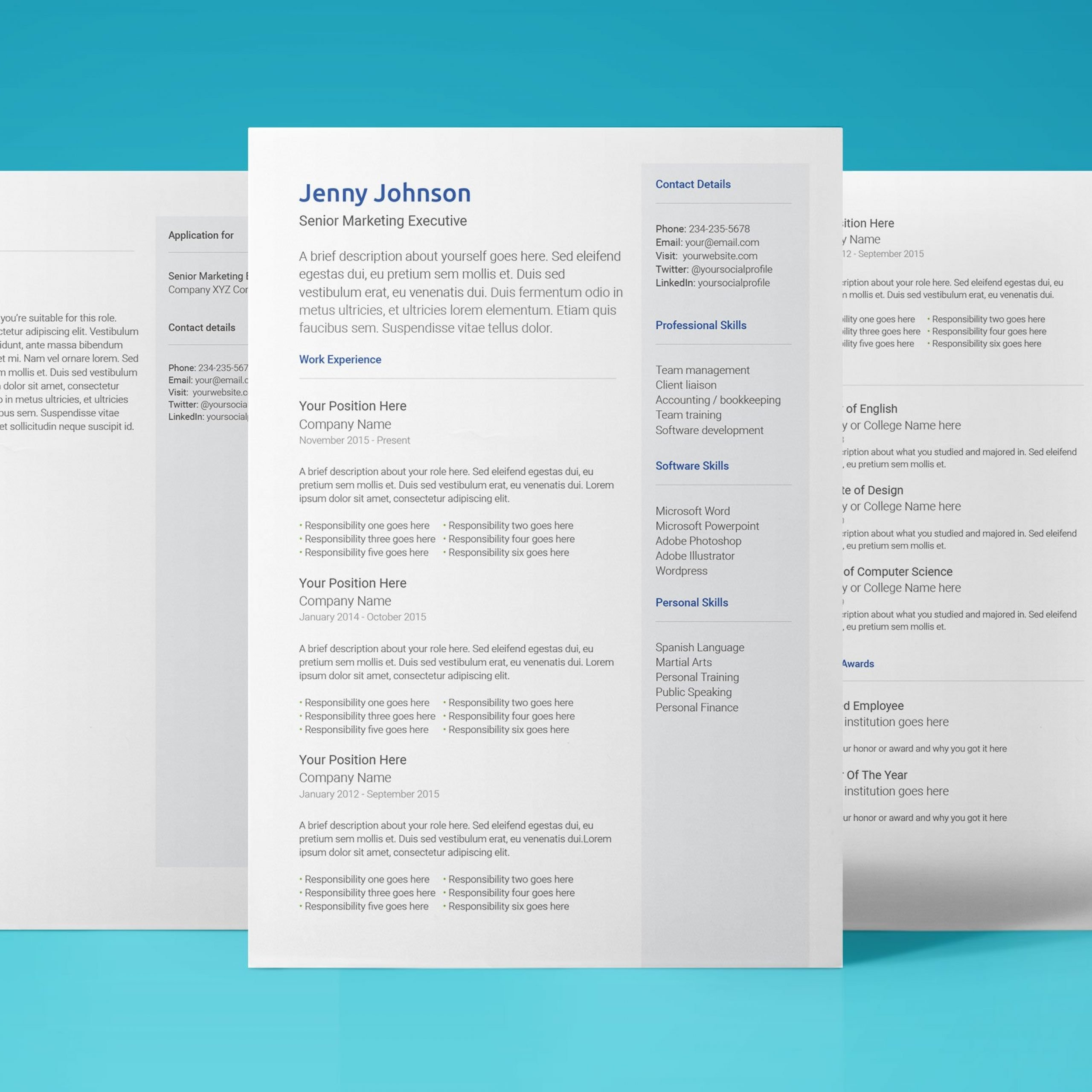 free google docs resume template use upresume templates drive neptune cv scaled entry Resume Free Google Drive Resume Templates