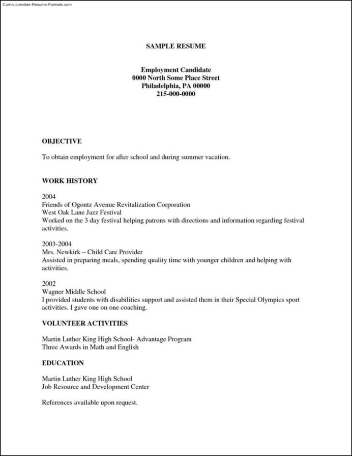 free printable resume templates ipasphoto maker examples inspirational resumes samples Resume Resume Maker For Students