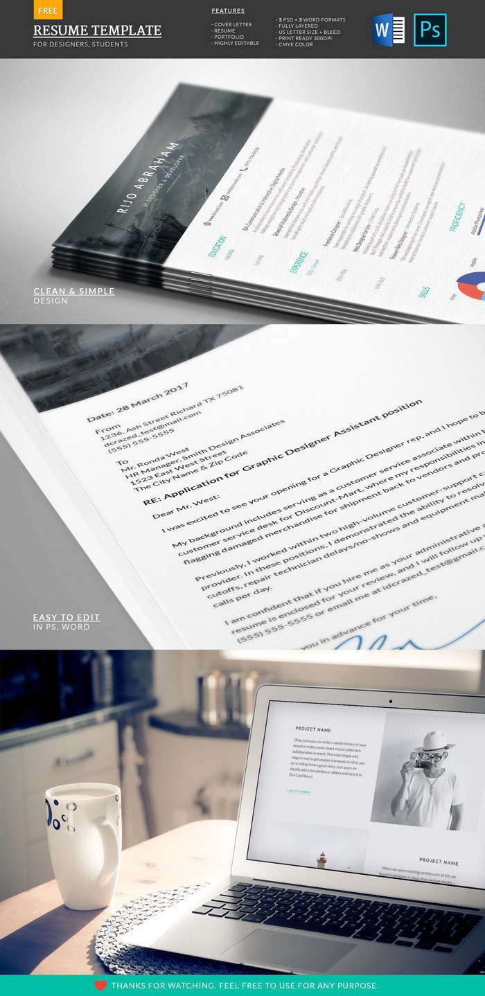 free resume template designers gumroad templates brochure so mockup preview good software Resume Gumroad Resume Templates