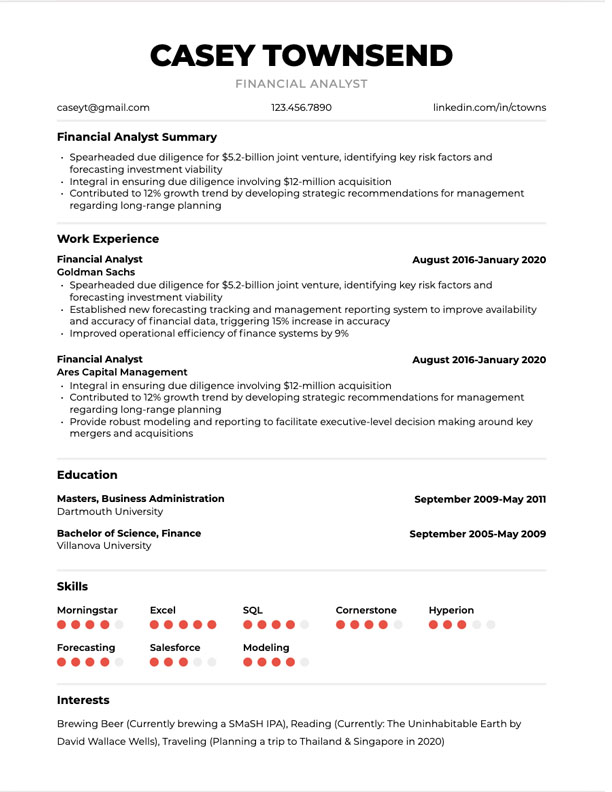 free resume templates for edit cultivated culture best tips template7 investment banking Resume Best Resume Tips 2020