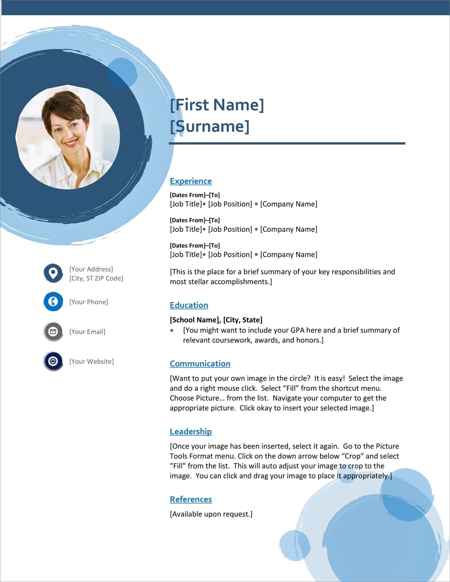 free resume templates for to now type new ndt technician word format brief summary Resume Type Resume Online Free
