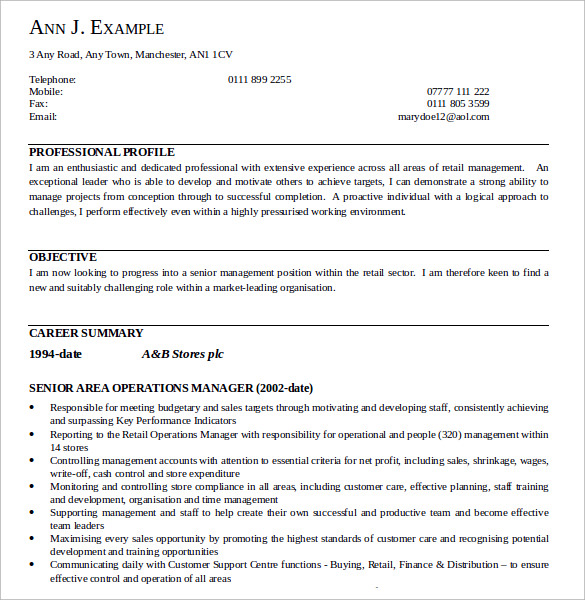free sample operations manager resume templates in pdf ms word senior template area Resume Senior Operations Manager Resume Template