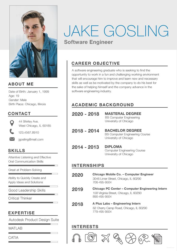 free simple fresher resume cv template word apple mac publisher student templates for Resume Free Resume Templates For Freshers