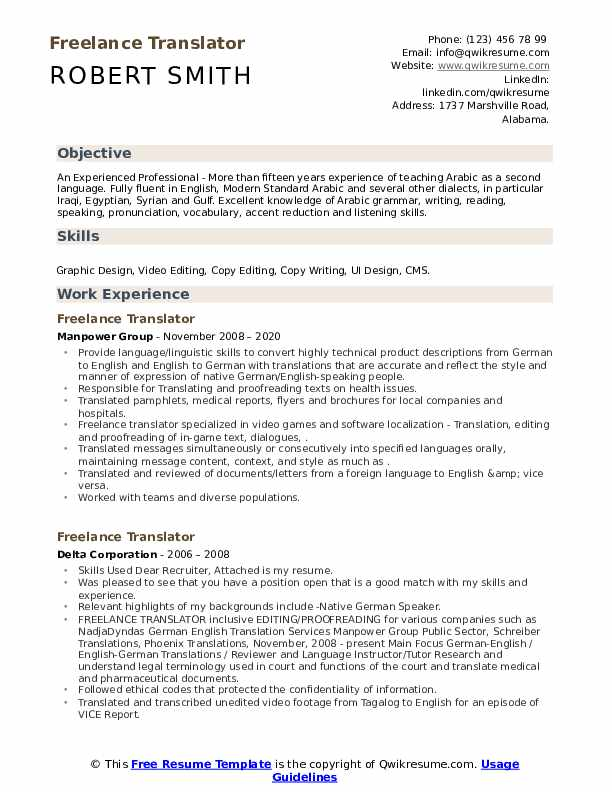 freelance translator resume samples qwikresume technical pdf spotify professional medical Resume Resume Duty After Vacation Email