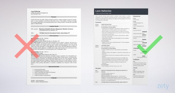 front desk resume samples skills for agents clerks examples example effective words can Resume Front Desk Resume Examples