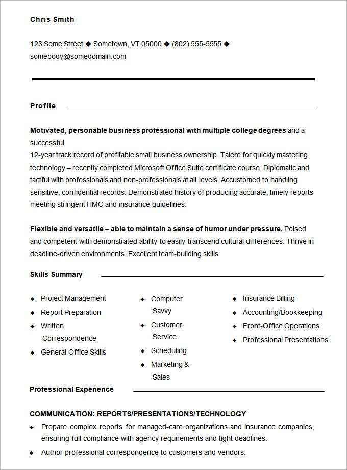 functional resume template free samples examples format premium templates best sample for Resume Best Functional Resume Templates
