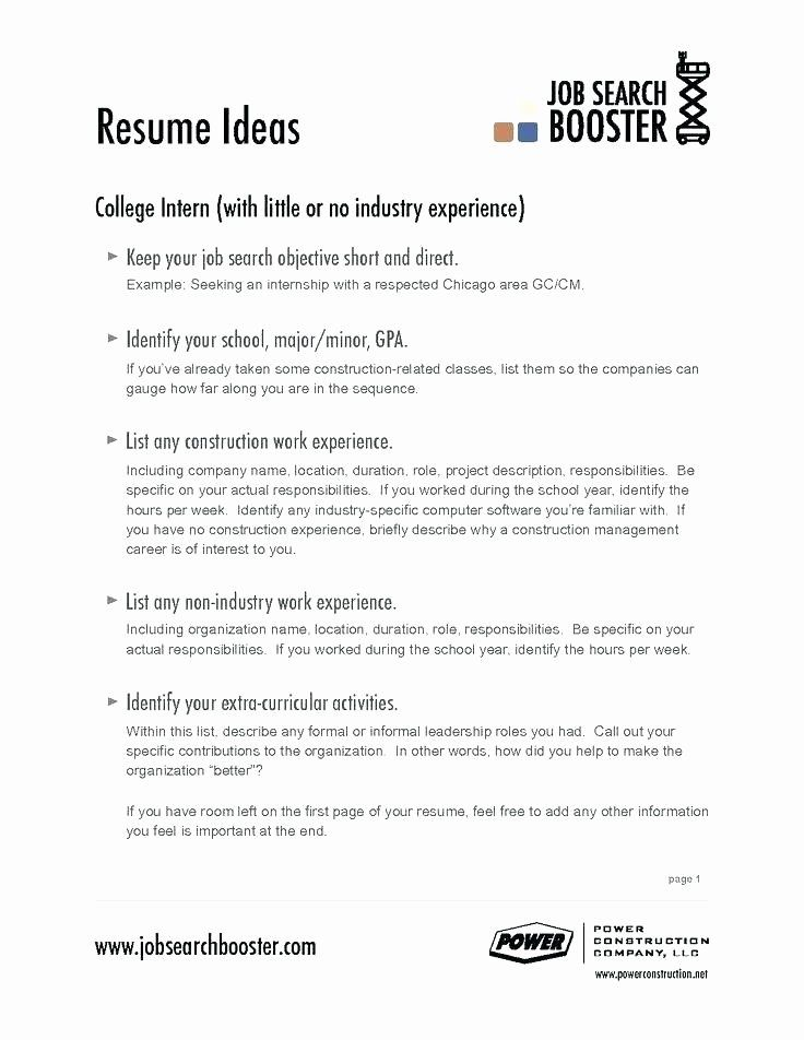generic objective for resume inspirational good general statement examples first job any Resume General Objective For Resume For Any Position
