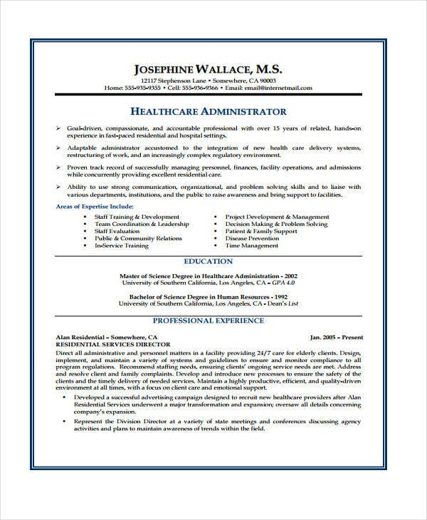 health care curriculum vitae templates free sample example format premium healthcare Resume Healthcare Professional Resume Template