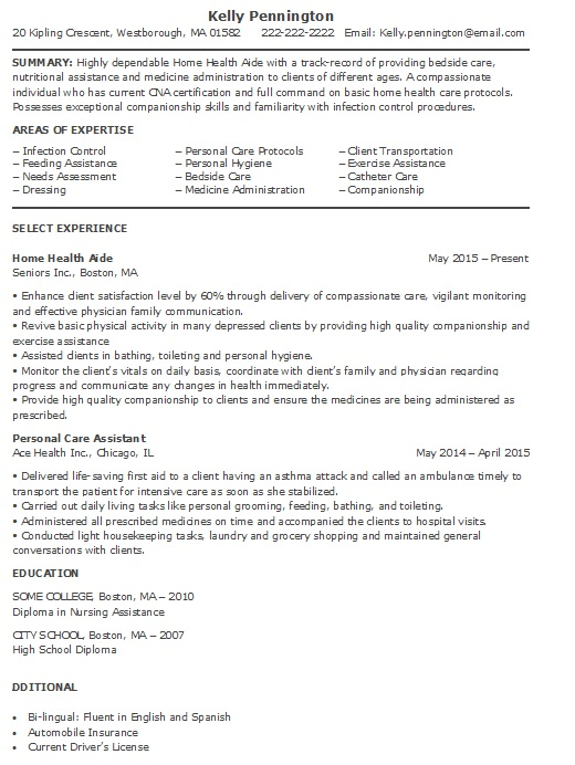 home health aide job description for resume sample more experience free cover sheet Resume Home Health Aide Job Description For Resume