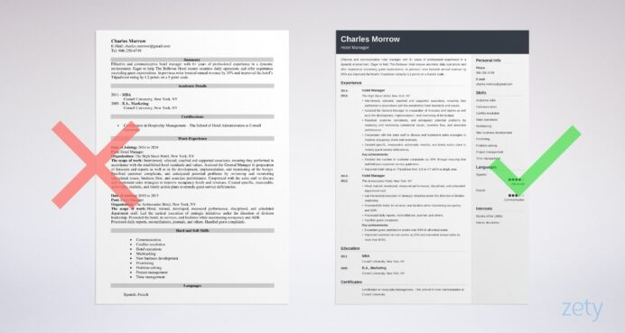 hotel manager resume sample writing guide tips skills example are there really free Resume Hotel Manager Skills Resume