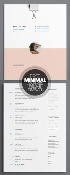 infographic visual resumes ideas resume graphic millennial format minimal cv design uco Resume Millennial Resume Format