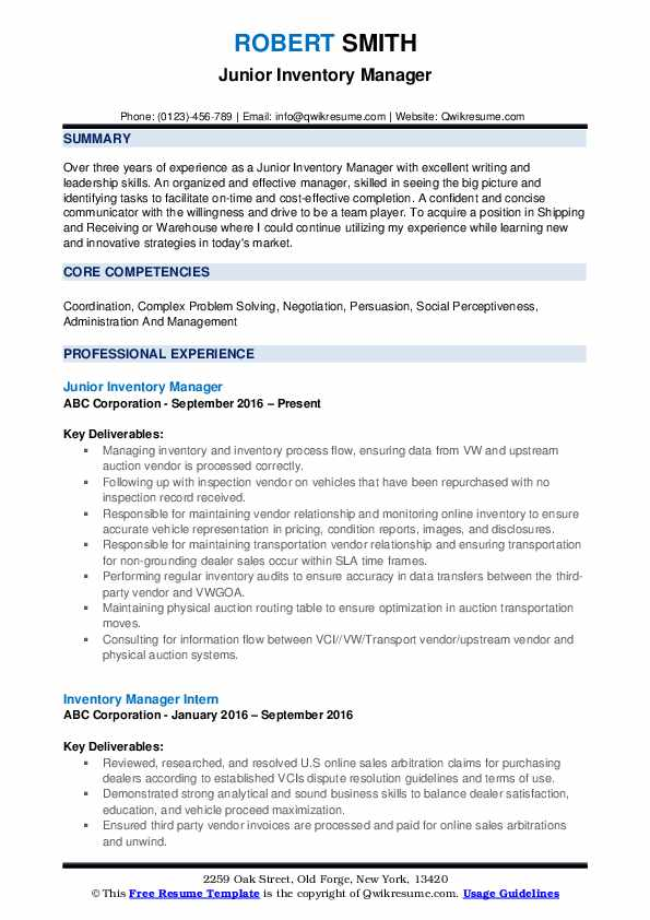 inventory manager resume samples qwikresume pdf assist synonym zookeeper examples with Resume Inventory Manager Resume