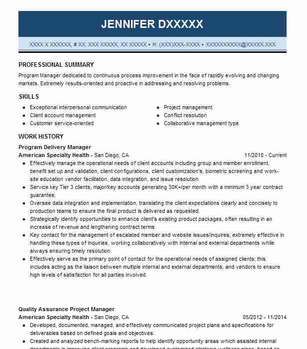 it program delivery manager resume example fulcrum worldwide edison new software sample Resume Software Delivery Manager Resume Sample
