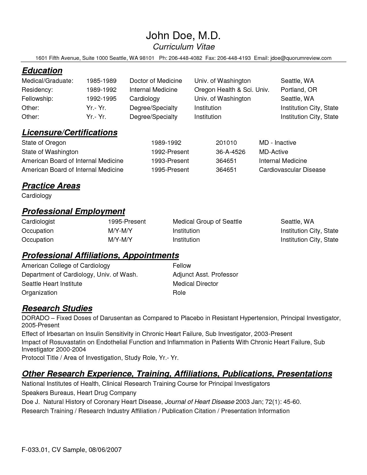 job resume microsoft word profile summary customer service resident physician mechanical Resume Physician Resume Writer