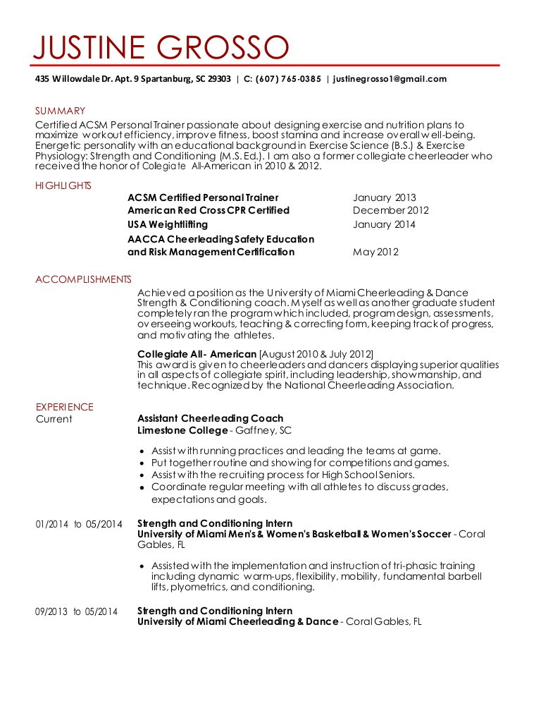 justine grosso resume cheerleading coach conversion gate02 thumbnail child dance for Resume Cheerleading Coach Resume