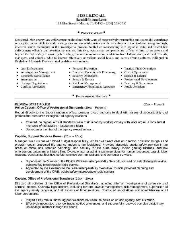 law enforcement resume professional inventor pipefitter template mary deluca assistant Resume Professional Law Enforcement Resume