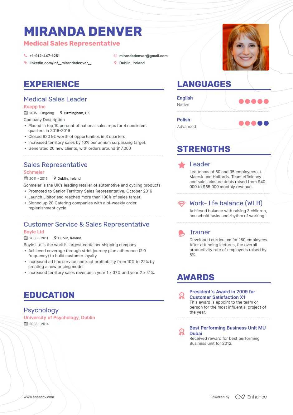 medical resume examples skills templates more for rep sample welder applicant with one Resume Medical Sales Rep Resume