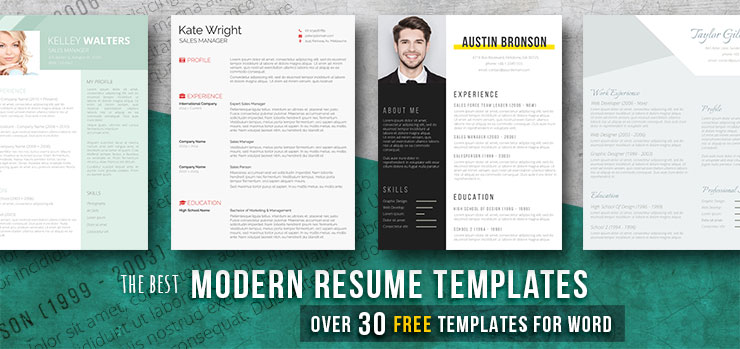 modern resume templates free examples freesumes contemporary template word optometric Resume Contemporary Modern Resume Template