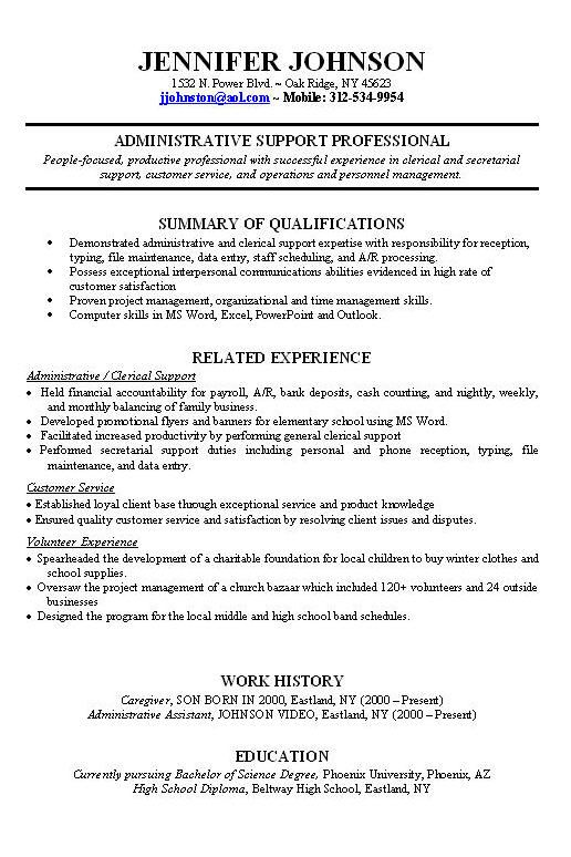 never worked resume sample job examples templates work history example mckinsey define Resume Work History Resume Example